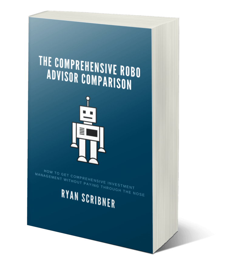 Robo-Advisor Comparison ebook